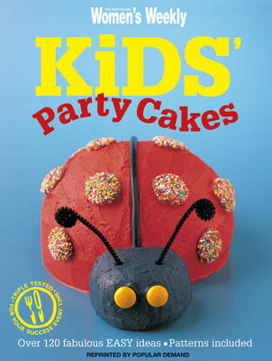 Kids Party Cakes (Paperback)