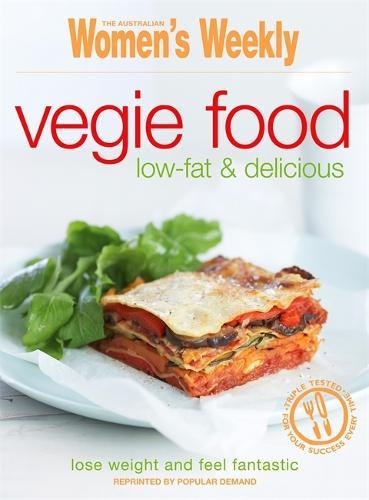 Veggie Food - The Australian Women's Weekly Essentials (Paperback)