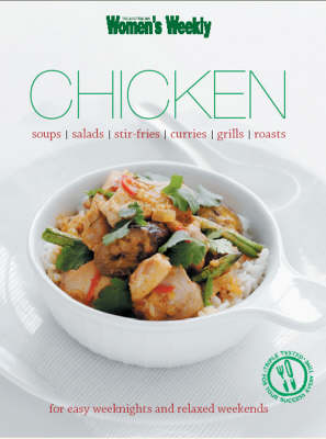 Chicken: Weeknights and Weekends - The Australian Women's Weekly (Paperback)