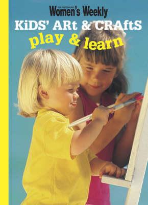 Mini Kids A&C: Play & Learn - The Australian Women's Weekly (Paperback)