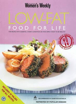 Low-fat Food for Life - The Australian Women's Weekly (Paperback)