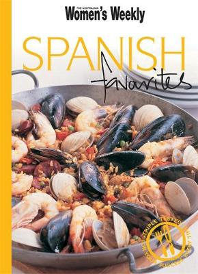 Spanish Favourites - The Australian Women's Weekly Minis (Paperback)