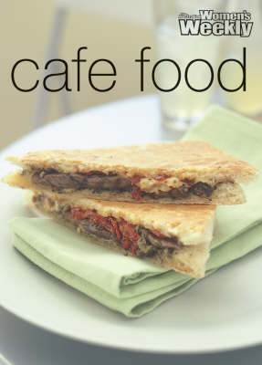 Cafe Food - The Australian Women's Weekly Minis (Paperback)