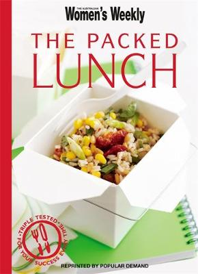 The Packed Lunch - The Australian Women's Weekly Minis (Paperback)