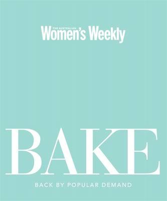 Bake (Hardback)