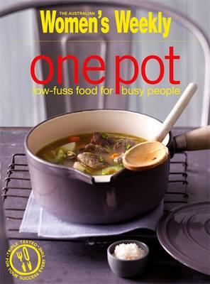 One Pot - The Australian Women's Weekly: New Essentials (Paperback)