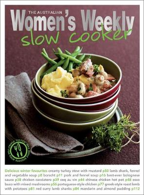 Slow-Cooker - The Australian Women's Weekly: New Essentials (Paperback)