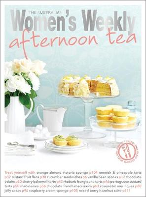 Afternoon Tea - The Australian Women's Weekly: New Essentials (Paperback)