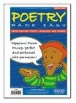 Poetry Made Easy: Investigating Poetic Language and Forms (Paperback)