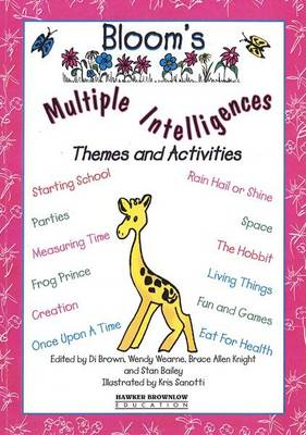 Blooms Multiple Intelligences: Themes and Activities (Paperback)