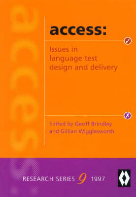 Issues in English Language Test Design and Delivery - Research S. No 9 (Paperback)