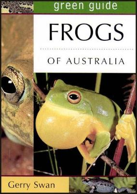 Frogs of Australia (Paperback)