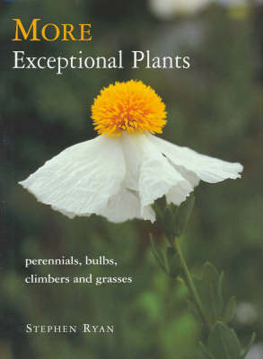 More Exceptional Plants: Perennials, Bulbs, Climbers & Grasses (Hardback)