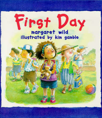 First Day - A little ark book (Hardback)