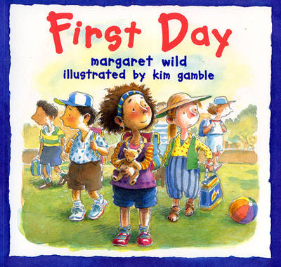 First Day (Paperback)