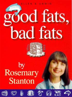 Good Fats, Bad Fats - Health & nutrition (Paperback)