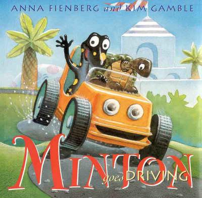 Minton Goes Driving - Minton (Hardback)