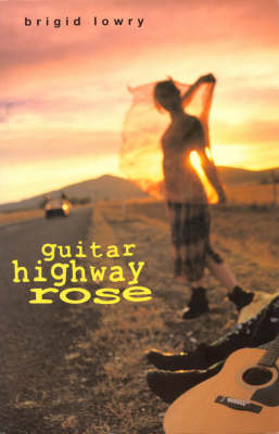 Guitar Highway Rose - Ark fiction (Paperback)