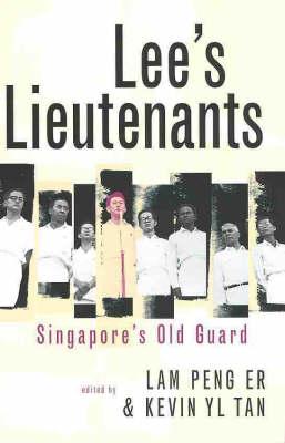 Lee's Lieutenants (Paperback)