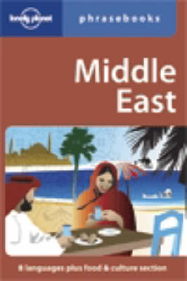 Middle East - Lonely Planet Phrasebook (Paperback)