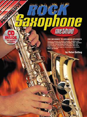 Rock Saxophone Method (Paperback)
