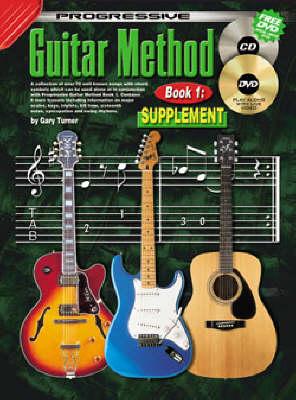 Guitar Method 1 Supplement: Supplement (Paperback)