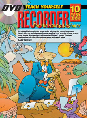 10 Easy Lessons Recorder Young Beginner Bk/CD: Recorder for the Young Beginner Bk/CD (Paperback)