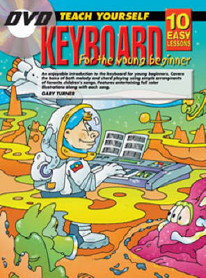 10 Easy Lessons Keyboard Young Beginner Bk/CD: Keyboard for the Young Beginner Bk/CD (Paperback)