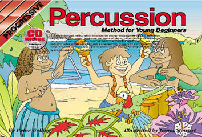 Young Beginner Percussion Method (Paperback)