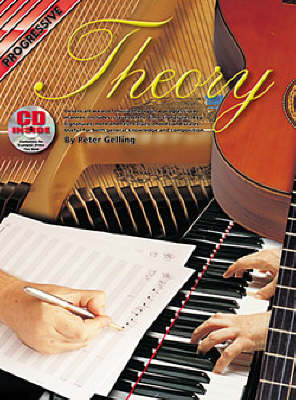 Piano Theory Method: Progressive Music - Piano Method S.
