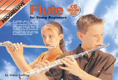 Young Beginner Flute Method (Paperback)