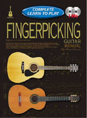 complete learn to play fingerpicking guitar manual by brett duncan