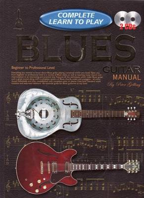 Learn to Play Blues Guitar (Paperback)