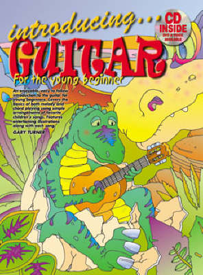 Introducing Guitar for Young Beginners (Introducing...) (Paperback)
