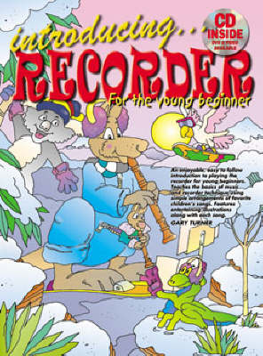 Introducing Recorder for the Young Beginner (Introducing...) (Paperback)