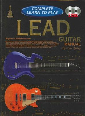 Learn to Play Lead Guitar (Paperback)