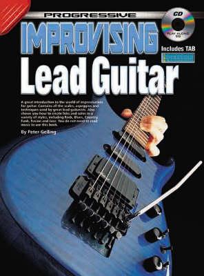 Improvising Lead Guitar (Progressive ) (Paperback)