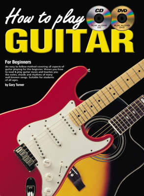 How to Play Guitar for Beginners (Paperback)