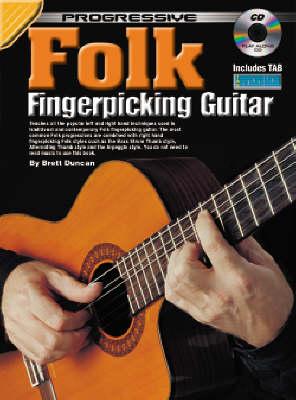 Progressive Folk Fingerpicking Guitar Method