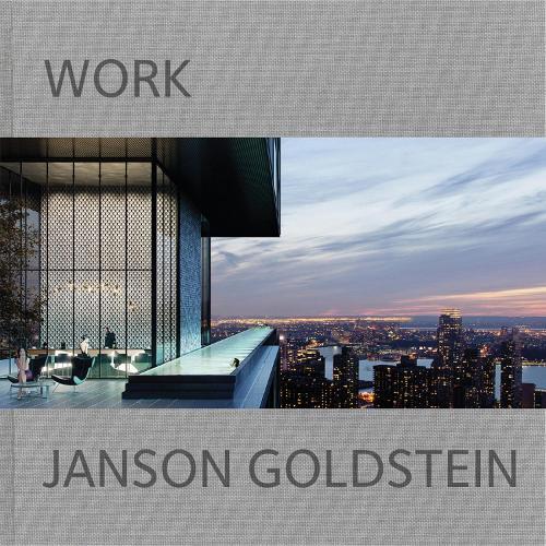 Janson Goldstein: Work (Hardback)