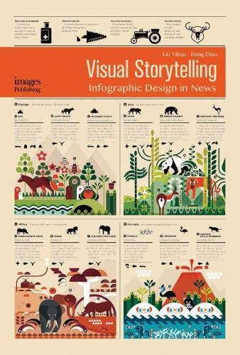 Visual Storytelling: Infographic Design in News (Hardback)