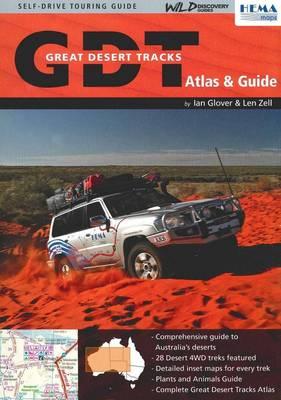 Great Desert Tracks Atlas And Guide (Book)