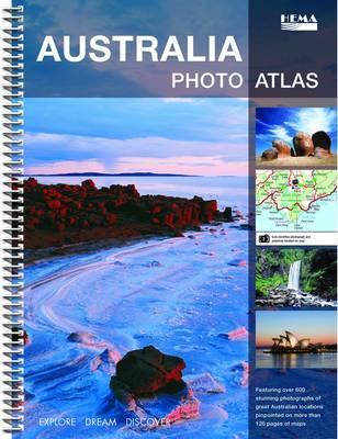 Australia Photo Atlas (Spiral bound)