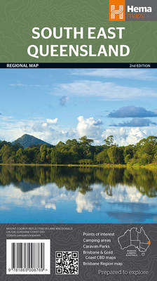 Queensland South-East 2014: HEMA.2.225 (Sheet map, folded)