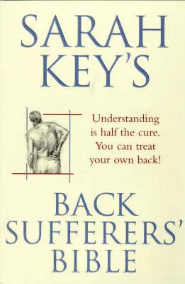 Back Sufferer's Bible (Paperback)
