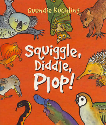 Squiggle, Diddle, Plop (Paperback)