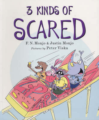 Three Kinds of Scared (Paperback)