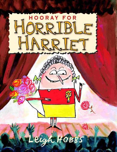 Horrible Harriet - HORRIBLE HARRIET 1 (Paperback)