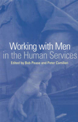 Working with Men in the Human Services (Paperback)
