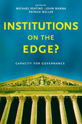 Institutions on the Edge?: Capacity for Governance (Paperback)